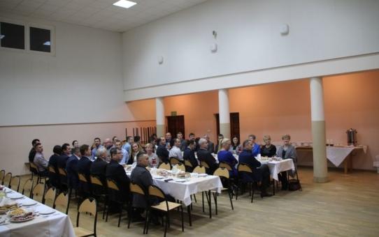 Spotkanie noworoczne sportowców w Krowicy