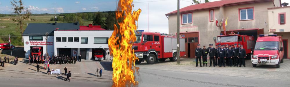 Ochotnicza Straż Pożarna w Krowicy Hołodowskiej