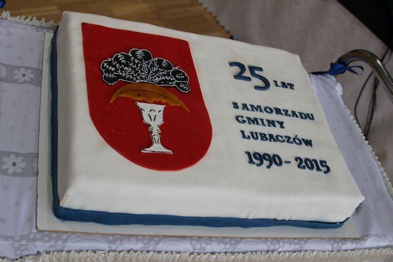 Jubileusz 25-lecia Samorządu Gminy Lubaczów