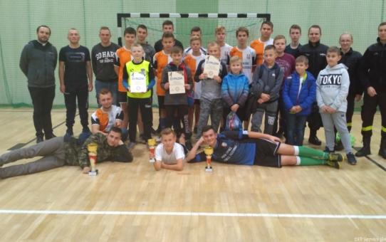Dekanalny Turniej Piłki Nożnej Halowej dla LSO Diecezji Zamojsko- Lubaczowskiej