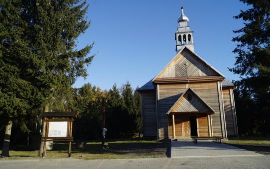 Jubileusz 85-lecia zabytkowego kościoła p.w. Przemienienia Pańskiego w Krowicy Samej