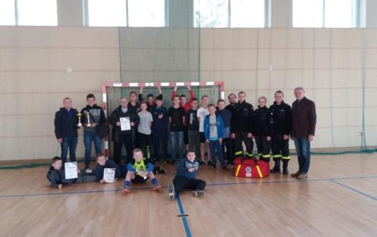 Rejonowy Turniej Halowej Piłki Nożnej dla LSO Diecezji Zamojsko-Lubaczowskiej