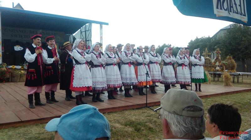 Gminno-Dekanalne Święto Plonów w Budomierzu