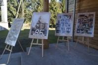 Jubileusz 85-lecia zabytkowego kościoła p.w. Przemienienia Pańskiego w Krowicy Samej 2018_01