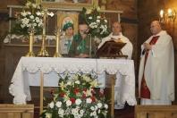 Jubileusz 85-lecia zabytkowego kościoła p.w. Przemienienia Pańskiego w Krowicy Samej 2018_02