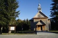 Jubileusz 85-lecia zabytkowego kościoła p.w. Przemienienia Pańskiego w Krowicy Samej 2018_03