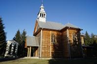 Jubileusz 85-lecia zabytkowego kościoła p.w. Przemienienia Pańskiego w Krowicy Samej 2018_06