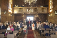 Jubileusz 85-lecia zabytkowego kościoła p.w. Przemienienia Pańskiego w Krowicy Samej 2018_19