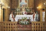 Jubileusz 85-lecia zabytkowego kościoła p.w. Przemienienia Pańskiego w Krowicy Samej 2018_24