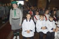 Jubileusz 85-lecia zabytkowego kościoła p.w. Przemienienia Pańskiego w Krowicy Samej 2018_26
