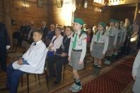 Jubileusz 85-lecia zabytkowego kościoła p.w. Przemienienia Pańskiego w Krowicy Samej 2018_27
